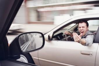 Te is így vezetsz? Ha igen, az baj!
