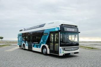 Ilyen Toyota városi buszok lephetik el Európa útjait