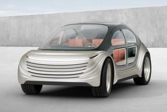 Ez az autó tisztítaná a levegőt menet közben