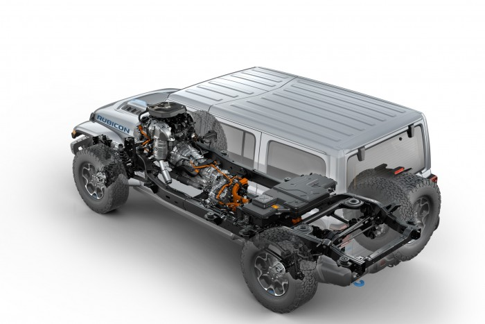 Electric Jeeps are coming, but when?  3