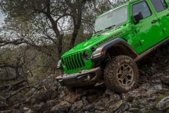 Törhetetlen szélvédőt kap a Jeep Wrangler