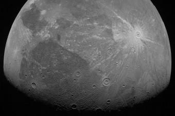 A NASA vízgőzt talált a Jupiter egyik holdján