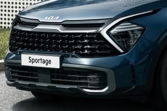 Komoly digitális tartalommal érkezik az új Kia Sportage