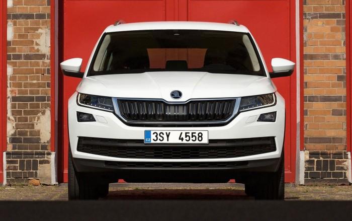 Országúton és terepen is otthonosan mozog a legnagyobb Škoda 3