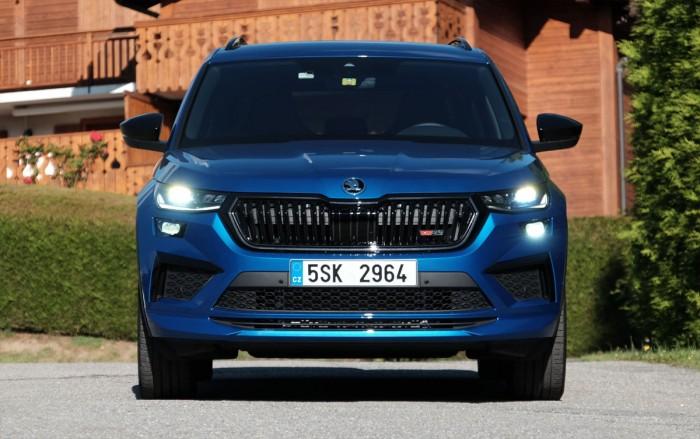Országúton és terepen is otthonosan mozog a legnagyobb Škoda 4