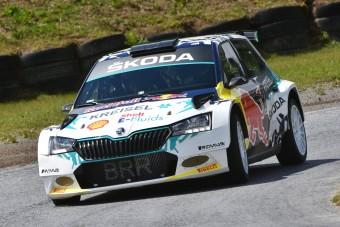 Elektromos Škoda versenyautó készül