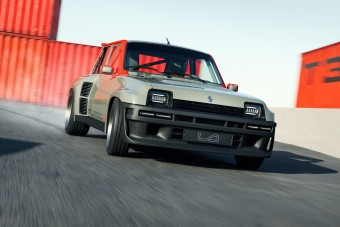 Még az eredetinél is izgalmasabb ez a Renault 5 Turbo