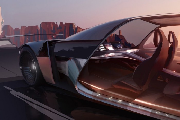 These luxury cars came from the future 3