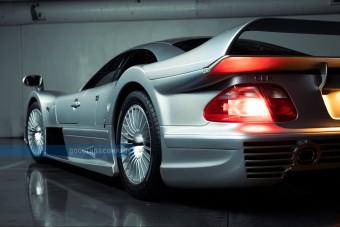 Ilyen Mercedesből csak 26 létezik az egész világon