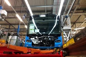 Kiszivárgott, milyen villanybuszok érkezhetnek az agglomerációba