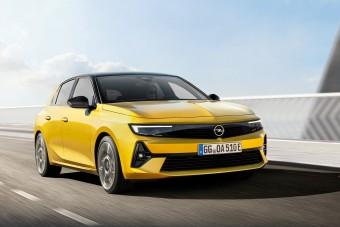 Itt az új Opel Astra L