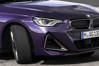 Megújult a BMW kis kupéja