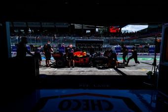 F1: Szabályváltozást akar a Red Bull
