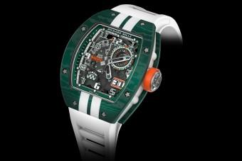 A Le Mans-i 24 órás verseny előtt tiszteleg a luxusóra