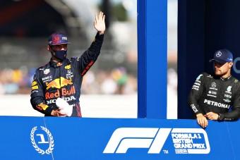 F1: Verstappen öldöklő küzdelemre számít Hamiltonnal