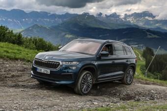 Országúton és terepen is otthonosan mozog a legnagyobb Škoda