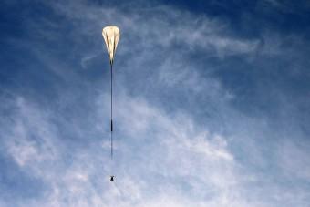 Stadionméretű ballonnal kezdik vizsgálni az űrt