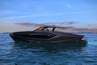 4000 lóerős lett a vízre ültetett Lamborghini