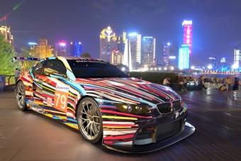 Minden BMW Art Car ott lehet a telefonodban