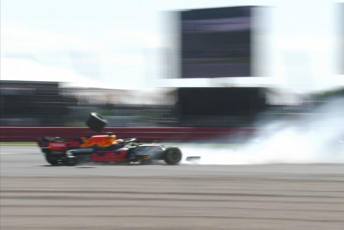 F1: Árulkodó új videó Verstappen bukásáról