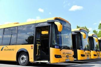 Jövőre Zalaegerszegen is megjelenhetnek az e-buszok