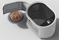 Itt a hordozható, kevés helyet foglaló mosogatógép 1