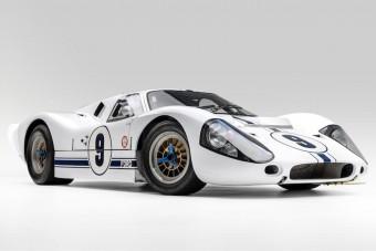 Az autó, amitől még Mario Andretti is frászt kapott