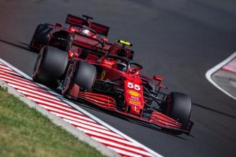 F1: Óriási változás jön a Ferrarinál