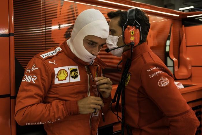 F1: Leklerk culpa a los meteorólogos2