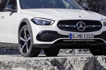 Terepkombival bővít a Mercedes C-osztály