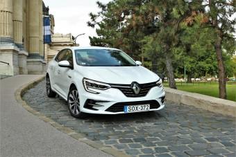 Szolgalelkű - Renault Megane GC
