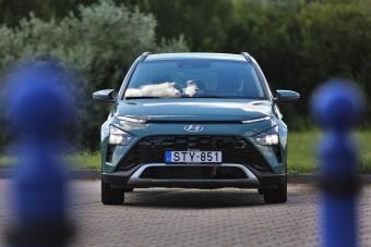 Még egy tökéletesen pozicionált crossover - Hyundai Bayon