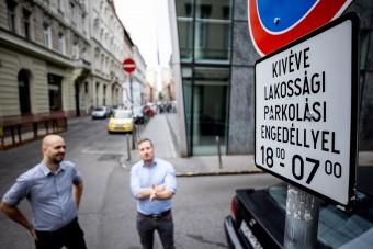 Újabb parkolási szigorítások jönnek Budapesten