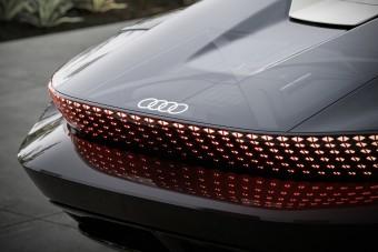 Videón az Audi transzformer-kupéja