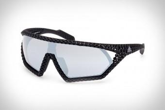 Futurisztikus, nyomtatott napszemüveget dob piacra az Adidas