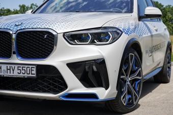 Ősszel érkezik a hidrogénüzemű BMW