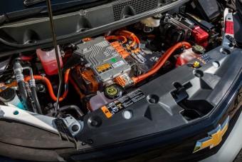 A Chevrolet összes villanyautója hibás lehet