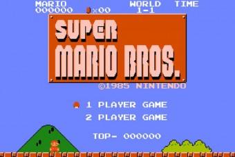 Megint több száz milliót adtak egy régi Super Mario játékért