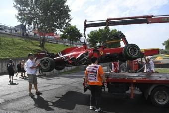 Komoly károk az F1-ben, szabályváltozásért kiáltanak