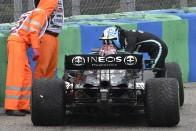 F1: Kaotikus futam után új győztes Magyarországon 1