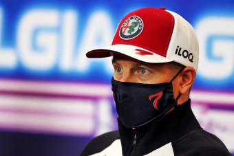 F1: Megnevezték Räikkönen lehetséges utódját