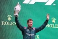 F1: Vettelék fellebbeztek a kizárás ellen 1