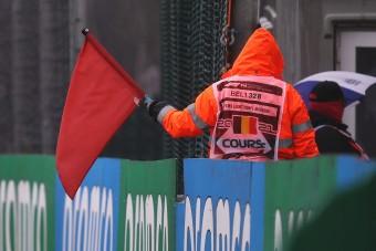 F1: Visszakaphatják a pénzüket a Belga Nagydíj nézői