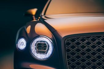 Még fényűzőbb lett a Bentley csúcsmodellje