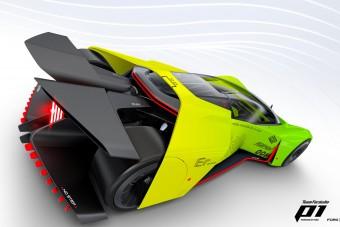 Szimulátort készített virtuális versenyautójából a Ford