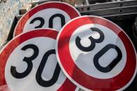 Mire számíthatunk, ha bevezetik a 30 km/órás sebességhatárt? 1