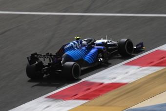 F1: Balhé, kirúgták a Williams-pilótát