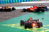 F1: Megint egy Mercedes szúrt ki Verstappennel 1