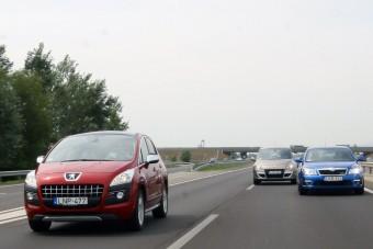 13+1 idegesítő és veszélyes viselkedés a hétvégi sofőröktől