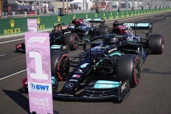 F1: Nézzenek magukba, akik kifütyülték Hamiltont